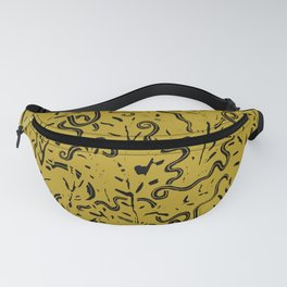 Ancient Snakes Fanny Pack