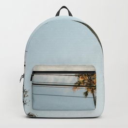 Palm Tre Sky Backpack