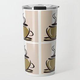 coffee cup icon Travel Mug
