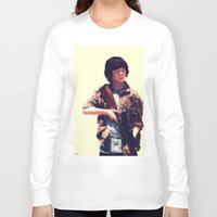 carl sagan Long Sleeve T-shirts featuring Carl  by ConnorEden