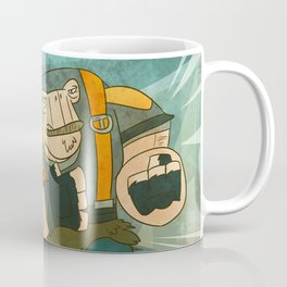 GRUNTEL Coffee Mug