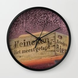 Heineken Wall Clock