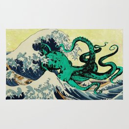 Great Octo-Wave Rug