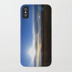 Wyoming Sunset 1 iPhone X Slim Case