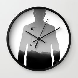 mission impossible Wall Clock