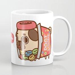 Puglie Poot Loops Coffee Mug