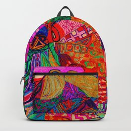 Born into a Very Different World Backpack