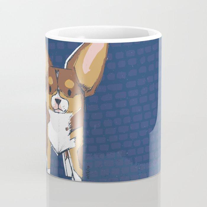 Tibby by Friztin Coffee Mug