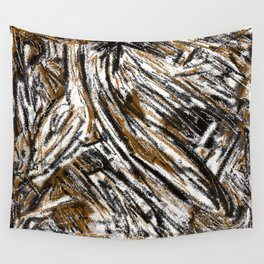 Matt Texture 2 Back To Earth Wall Tapestry