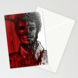 Please, someone help Will Graham  Stationery Cards