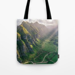 Jurassic Park Rays Tote Bag