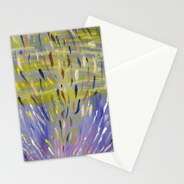 One voice carried Stationery Cards
