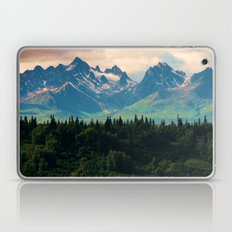 Escaping from woodland heights Laptop & iPad Skin