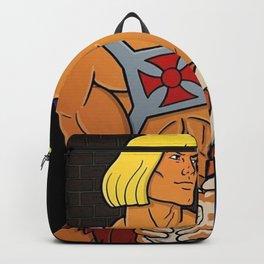 He-Man Love Backpack