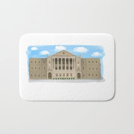 Warren G Harding HS - Warren Ohio 100 Bath Mat