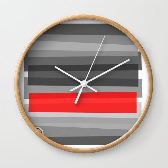 Cherry NOIR Wall Clock