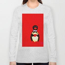 Judy the Penguin Long Sleeve T-shirt