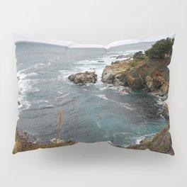 California Coastline Pillow Sham