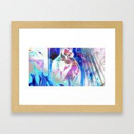 Children Of Prometheus Framed Art Print