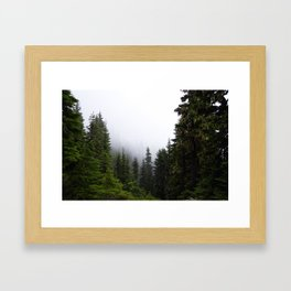 Simplify, simplify Framed Art Print