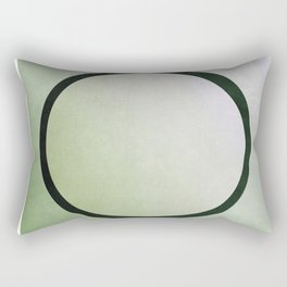 bruised circle Rectangular Pillow