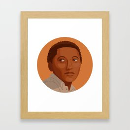 Queer Portrait - Labi Siffre Framed Art Print