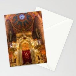 Dohany Street Synagogue Budapest Stationery Cards