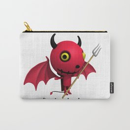 Cute Little Devil - Even I was Angel ones. Carry-All Pouch