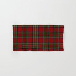 The Royal Stewart Tartan Hand & Bath Towel
