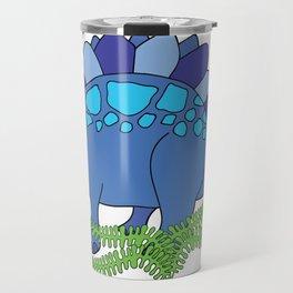 Stegosaurus Travel Mug