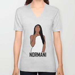 Normani Kordei Unisex V-Neck