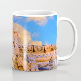 PORTAL dos Templários. Jerónimos Monastery. Coffee Mug