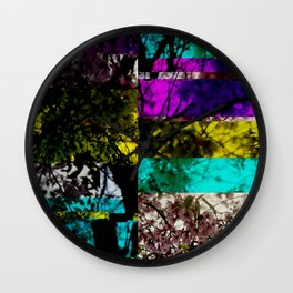 Colorbar Wall Clock