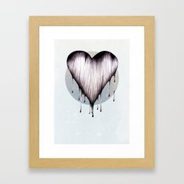 Love 2 Framed Art Print