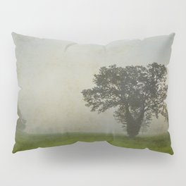 Tree in the Po Valley Pillow Sham