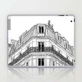 Parisian Facade Laptop & iPad Skin