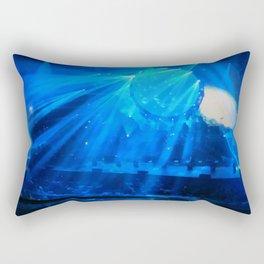 Midnight Blues Rectangular Pillow