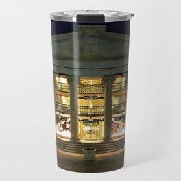 Providence Arcade - Providence, Rhode Island Travel Mug