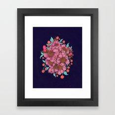 As You Fall Into Me Framed Art Print