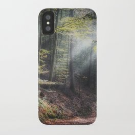 remain in light iPhone Case
