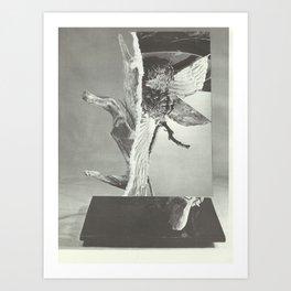 THE PRESSING METHOD Art Print