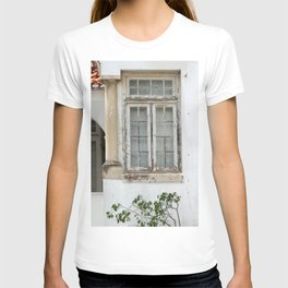 House with Closed Windows T-shirt