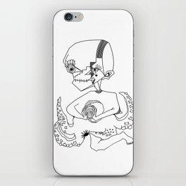 yup iPhone Skin