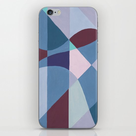 Intdes 3 iPhone & iPod Skin