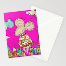 Urban Mouse Stationery Cards