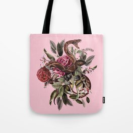 Dangers in the Forest VI Tote Bag