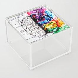 Conjoined Dichotomy Acrylic Box