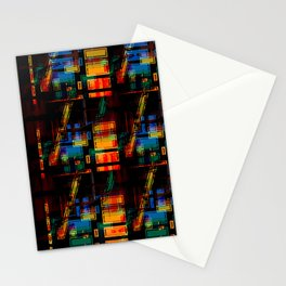 Apartment Block Stationery Cards