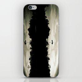 Endless Gap iPhone Skin