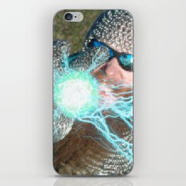 LET'S PLAY CHAINBALL! iPhone Skin